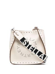 Stella McCartney сумка на плечо Stella Logo с заклепками