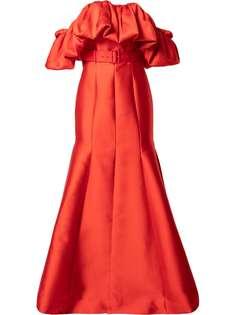 Solace London платье макси Pyper