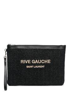 Saint Laurent клатч Rive Gauche