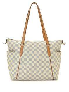 Louis Vuitton сумка на плечо Damier Azur Totally MM pre-owned
