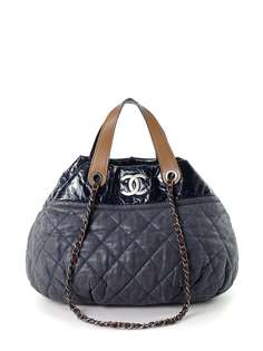 Chanel Pre-Owned сумка In The Mix с ручками и ремнем