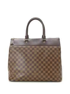 Louis Vuitton сумка-тоут Damier Ebène Greenwich PM