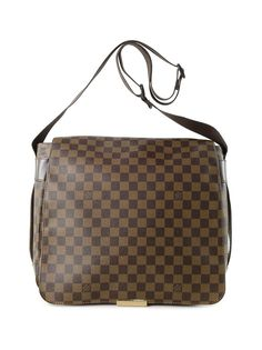 Louis Vuitton сумка через плечо Damier Ebène Bastille