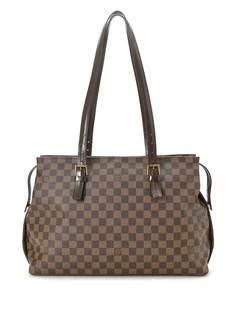 Louis Vuitton сумка на плечо Damier Ebène Chelsea pre-owned