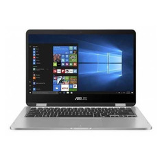 "Ноутбук-трансформер ASUS VivoBook TP401MA-EC296T, 14"", IPS, Intel Pentium Silver N5030 1.1ГГц, 4ГБ, 128ГБ SSD, Intel UHD Graphics 605, Windows 10, 90NB0IV1-M08990, серый"