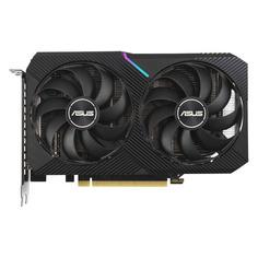 Видеокарта ASUS NVIDIA GeForce RTX 3060 , DUAL-RTX3060-O12G, 12ГБ, GDDR6, OC, Ret