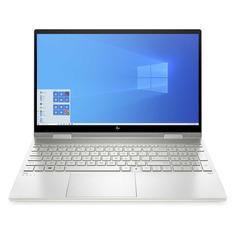 "Ноутбук-трансформер HP Envy x360 15-ed1017ur, 15.6"", IPS, Intel Core i5 1135G7 2.4ГГц, 16ГБ, 512ГБ SSD, Intel Iris Xe graphics , Windows 10, 2X1Q9EA, серебристый"
