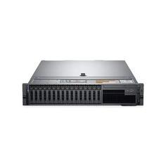 "Сервер Dell PowerEdge R740 2x6238R 24x32Gb x8 3.5"" H730p+ LP iD9En 5720 4P 2x1100W 3Y PNBD Rails+CMA"