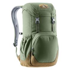 Рюкзак Deuter WALKER 20 (3810621_2608) 28x48x21см 20л. 0.7кг. зеленый