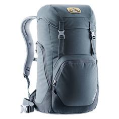 Рюкзак Deuter WALKER 24 (3810721_4701) 30x52x23см 24л. 0.85кг. черный/серый