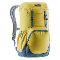 Рюкзак Deuter WALKER 20 (3810621_8306) 28x48x21см 20л. 0.7кг. желтый