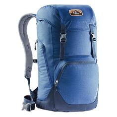 Рюкзак Deuter WALKER 24 (3810717_3130) 30x52x23см 23л. 0.78кг. полиэстер синий