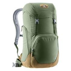 Рюкзак Deuter WALKER 24 (3810721_2608) 30x52x23см 24л. 0.85кг. зеленый