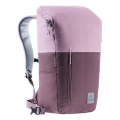 Рюкзак Deuter UP STOCKHOLM (3860021_5567) 30x51x17см 22л. 0.8кг. полиэстер розовый