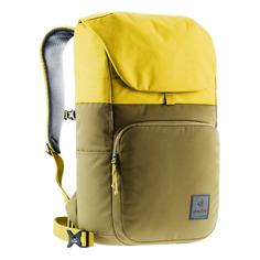 Рюкзак Deuter UP SEOUL (3860121_6802) 30x49x15см 16л. 0.84кг. полиэстер желтый