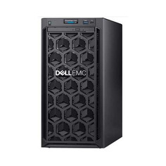 "Сервер Dell PowerEdge T140 1xE-2224 1x8Gb 1RUD x4 1x1Tb 7.2K 3.5"" SATA RW H330 iD9Ex 1G 2P 1x365W 3Y"