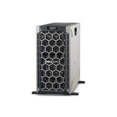 """Сервер Dell PowerEdge T440 2x4210R 2x16Gb 2RRD x16 1x1.2Tb 10K 2.5"""" SATA RW H730p+ iD9En 1G 2P 2x495"""