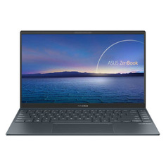 "Ноутбук ASUS Zenbook UX425JA-BM040T, 14"", IPS, Intel Core i7 1065G7 1.3ГГц, 16ГБ, 512ГБ SSD, Intel Iris Plus graphics , Windows 10 Home, 90NB0QX1-M07780, серый"