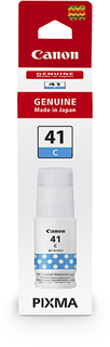 Чернила Canon Ink GI-41 C Blister Pack (3893V833)