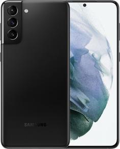 Мобильный телефон Samsung Galaxy S21+ 5G 8/256GB (черный фантом)