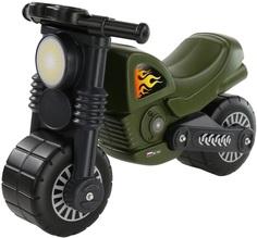 Каталка Wader Мотоцикл Моторбайк военный с наклейками