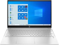 Ноутбук HP Pavilion 15-eh0014ur (белый)