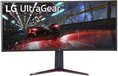 """Монитор LG UltraGear 38GN950-B 37.5"""" (черный)"""