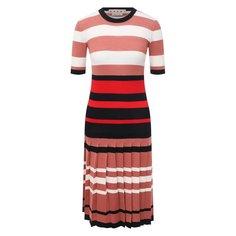 Шерстяное платье Marni