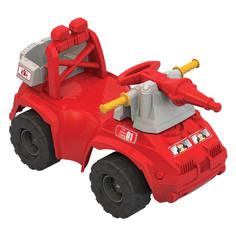 Каталка Нордпласт Пожарная машина Нордпласт.