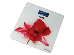 Весы напольные BBK BCS3003G White-Red