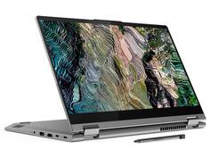 Ноутбук Lenovo Thinkbook 14s Yoga ITL 20WE0030RU (Intel Core i5-1135G7 2.4GHz/8192Mb/512Gb SSD/Intel Iris Xe Graphics/Wi-Fi/14/1920x1080/No OS)