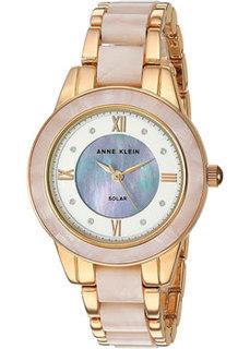 fashion наручные женские часы Anne Klein 3610GPWT. Коллекция Considered