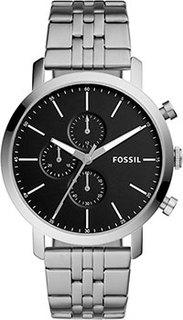 fashion наручные мужские часы Fossil BQ2328IE. Коллекция Luther