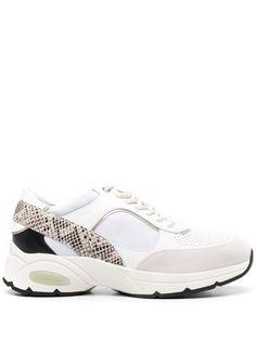 Geox массивные кроссовки Alhour