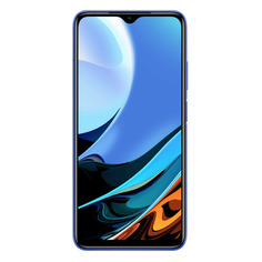 Смартфон XIAOMI Redmi 9T 4/64Gb, синий