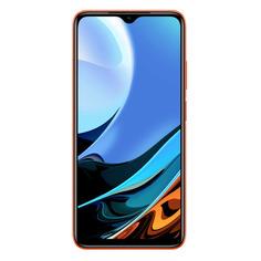 Смартфон XIAOMI Redmi 9T 4/64Gb, оранжевый