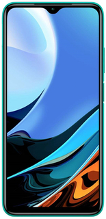 Смартфон Xiaomi Redmi 9T 4+128GB Green