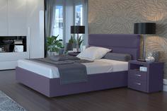 Кровать c подъёмным механизмом Милтон Hoff