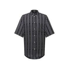 Рубашка из вискозы Balenciaga