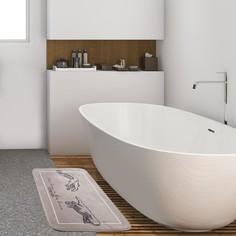 Коврик для ванной этель