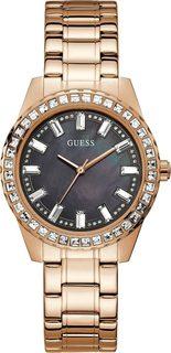 Женские часы в коллекции Dress Steel Женские часы Guess GW0111L3