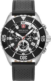 Швейцарские мужские часы в коллекции Aqua Мужские часы Swiss Military Hanowa 06-4341.04.007