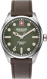 Швейцарские мужские часы в коллекции Land Мужские часы Swiss Military Hanowa 06-4345.04.006