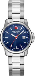 Швейцарские женские часы в коллекции Ladies Женские часы Swiss Military Hanowa 06-7230.7.04.003