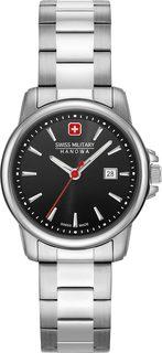 Швейцарские женские часы в коллекции Ladies Женские часы Swiss Military Hanowa 06-7230.7.04.007