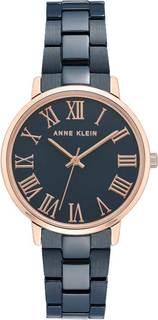 Женские часы в коллекции Ceramics Женские часы Anne Klein 3718NVRG
