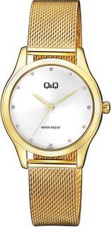 Японские женские часы в коллекции Casual Женские часы Q&Q QZ51J001Y