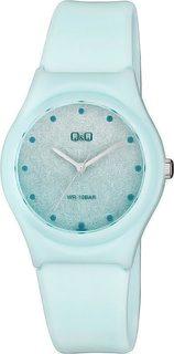 Японские женские часы в коллекции Casual Женские часы Q&Q VQ86J037Y