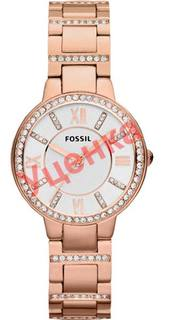 Женские часы в коллекции Virginia Женские часы Fossil ES3284-ucenka