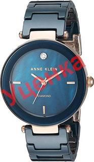Женские часы в коллекции Diamond Женские часы Anne Klein 1018RGNV-ucenka
